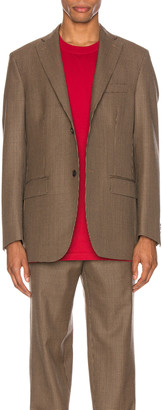 Cobra SC Notch Lapel Jacket in Houndstooth | FWRD