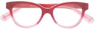 Gucci GG0373O round-frame glasses