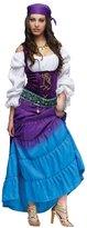 Fun World Costumes Gypsy Moon Costume - Womens