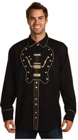 Scully Guitar Bib Shirt