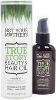 Not Your Mother's True Story Beauty & Hair Oil