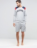 Tommy Hilfiger Colour Block Lounge Shorts