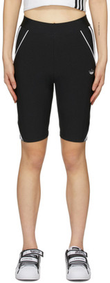 adidas Black Cycling Shorts