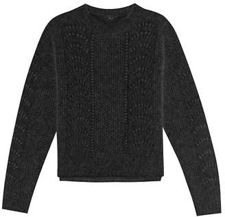 Rails Mara Pullover in Black - Size S
