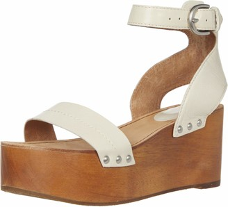 Frye Women's Alva Flatform Sandal Wedge