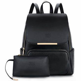 COOFIT PU Leather Backpack