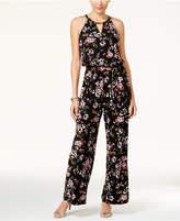 Thalia Sodi Embellished Jumpsuit, Created for Macy's