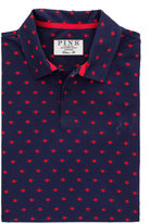 Thomas Pink Sion Texture Classic Fit Polo