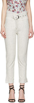 Isabel Marant Off-white Evera Jeans