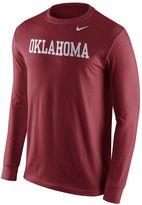 Nike Men's Oklahoma Sooners Wordmark Tee