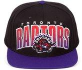Mitchell & Ness Toronto Raptors Double Bonus Snapback