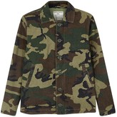 Alpha Industries Woodland Camouflage Cotton Jacket