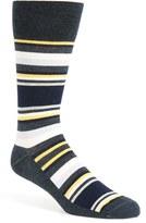 Nordstrom Men's 'Oakham' Stripe Socks