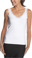 Only Hearts Women's Delicious Deep V-Neck Tank Top With Lace