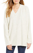 Lauren James Wool-Like Sweatshirt