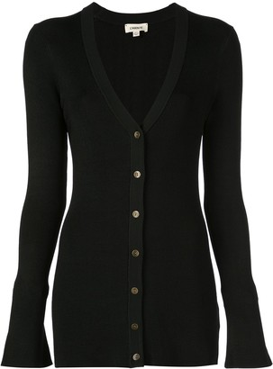 L'Agence knitted cardigan