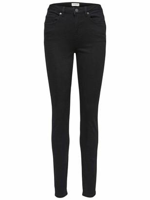 Selected Women's Slfmaggie Hw Skinny Jeans W Noos