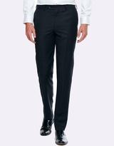 Geoffrey Charcoal Slim Fit Suit Trousers