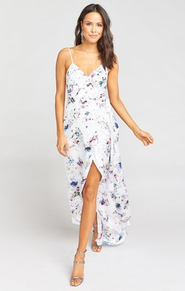 Show Me Your Mumu Mariah Wrap Dress