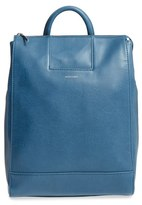 Matt & Nat 'Katherine' Faux Leather Backpack - Blue