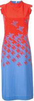 Maison Margiela telephone print dress