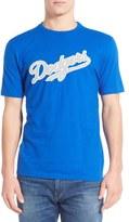 Red Jacket 'Los Angeles Dodgers - Twofold' Crewneck T-Shirt