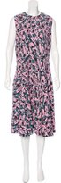 Marni Resort 2016 Midi Dress w/ Tags