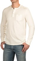 Lucky Brand Surfside Henley Shirt - Long Sleeve (For Men)