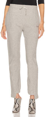 Vetements Cut Up Sweatpant in Grey Melange | FWRD