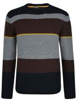 DKNY Stripe Knit Jumper