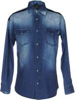 Vivienne Westwood Denim shirts - Item 42617426