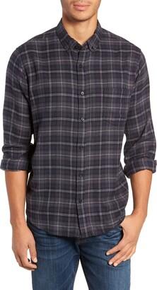 Rails Lennox Regular Fit Plaid Sport Shirt