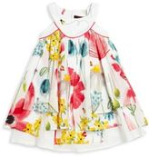 Catimini Toddler's & Little Girl's Floral Printed Dress