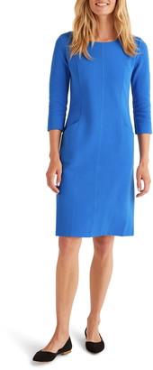 Boden Ellen Ottoman Knit Dress