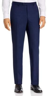 John Varvatos Mélange Solid Slim Fit Suit Pants