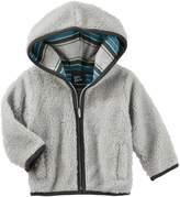 Osh Kosh Toddler Boy Sherpa Zip Hoodie
