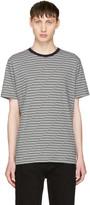 Diesel Black & White T-Alanis T-Shirt