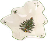Spode Christmas Tree-Shaped Dish