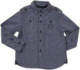 Buffalo 'Sakiz' Woven Shirt (Toddler/Kids) - Pax-6