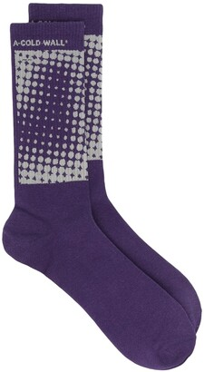 A-Cold-Wall* Dot Print Socks