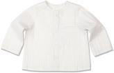 Marie Chantal Baby BoyPlacket Shirt