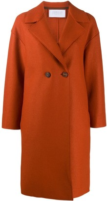 Harris Wharf London Double-Breasted Coat