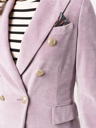 Circolo 1901 Double-Breasted Tailored Blazer