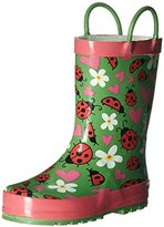 Western Chief Lovely Ladybugs Rain Pull-On Boot