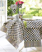 Mackenzie Childs MacKenzie-Childs Courtly Check Tablecloth, Topper, Runner, Placemat, & Napkin