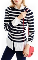 J.Crew Women's Holly Stripe Sweater