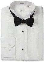 Adolfo Men's Tuxedo Shirt and Bow Tie