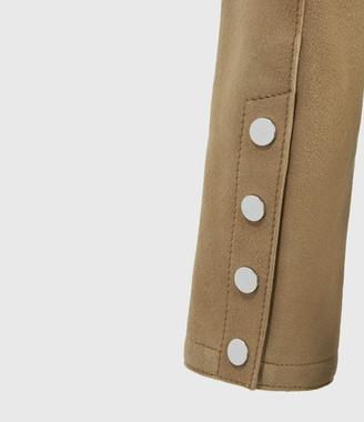 AllSaints Zaria Suede Jacket