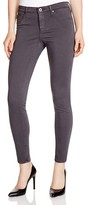 AG Jeans Legging Ankle Jeans in Dark Charcoal - 100% Exclusive