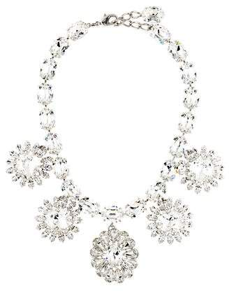Dolce & Gabbana Crystal Natale Collar Necklace